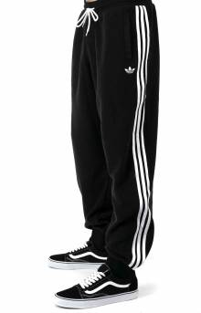 Bouclette Pants - Black/White