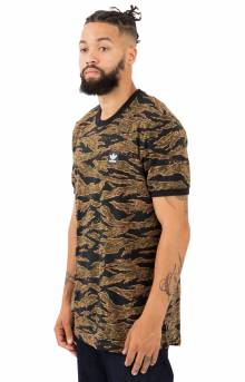 Camouflage T-Shirt - Camo/Black