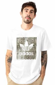 Dakari BB T-Shirt - White