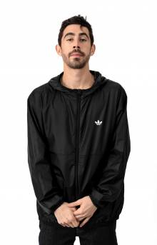 Light Windbreaker - Black