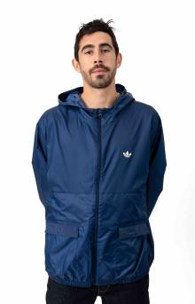 Light Windbreaker - Tech Indigo/Off White