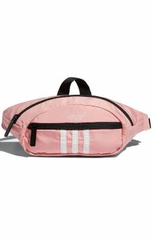 National 3 Stripes Waist Pack - Glory Pink