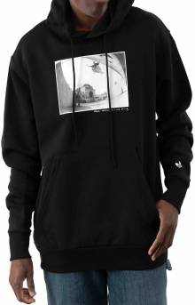 O'Meally Graphic Pullover Hoodie - Black