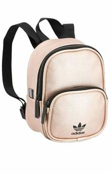Original Mini PU Leather Backpack -  Rose Gold