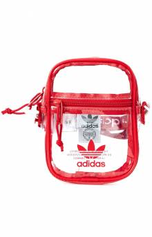 Originals Clear Festival Crossbody Bag - Red