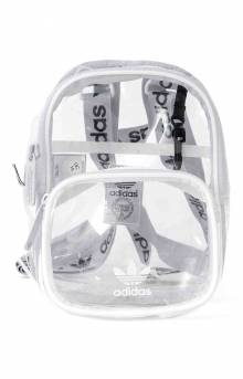 Originals Clear Mini Backpack - White