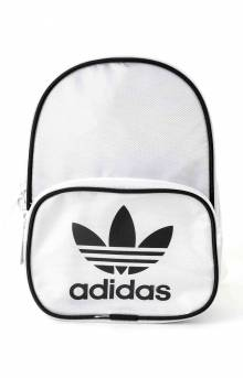 Originals Santiago Mini Backpack - White/Black