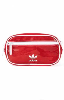Originals Tinted Waist Pack - Lush Red