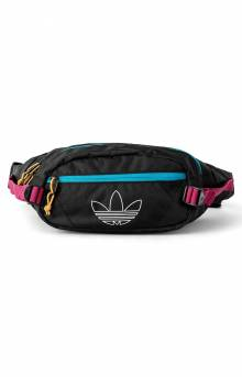 Originals Utility Crossbody Bag - Black/Active Teal/Berry