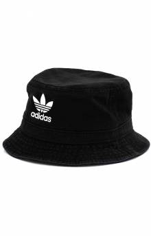 Originals Washed Bucket Hat - Black/White
