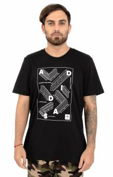 Repetition T-Shirt - Black/White