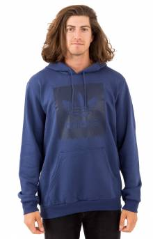 Solid BB Pullover Hoodie - Noble Indigo