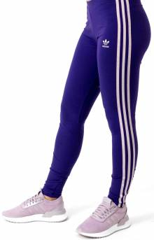 3 Stripes Leggings - Collegiate Purple