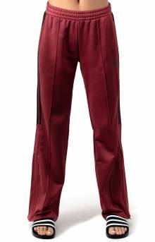 (GD9030) New Authentic Wide Leg Pants - Legacy Red