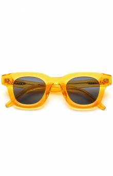 (1922 77 01) Apollo Sunglasses - Amber Acetate