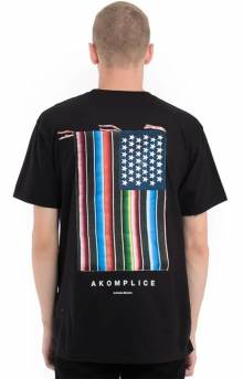 Mi Bandera T-Shirt - Black