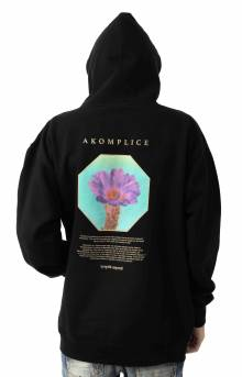 Shamanic Journey Pullover Hoodie - Black