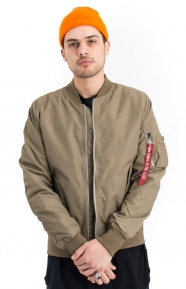 Alpha Industries Clothing, Dragonfly Blood Chit Flight Jacket - Stratos
