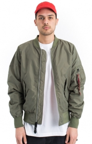 Alpha Industries Clothing, L‑2B Scout Flight Jacket - Sage Green