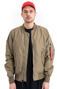 Alpha Industries Clothing, L‑2B Scout Flight Jacket - Stratos