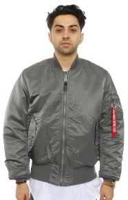 MA-1 Flight Jacket - Gunmetal