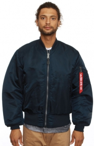 MA-1 Flight Jacket - Replica Blue