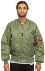 MA-1 Flight Jacket - Sage Green