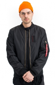 Alpha Industries Clothing, MA-1 Skymaster Flight Jacket- Black