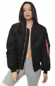 MA-1W Womens Jacket - Black