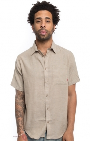 Altamont Clothing, Alass Button-Up Shirt - Natural