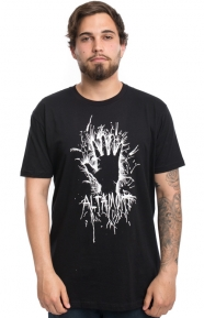 Altamont Clothing, Neen Hand T-Shirt - Black
