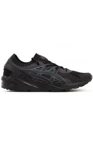 (H705N) Gel-Kayano TR Knit Shoe - Dark Grey/Black
