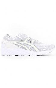 (H705N) Gel-Kayano TR Knit Shoe - Glacier Grey/White