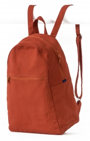 Zip Backpack - Rust