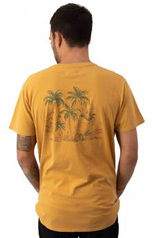 Greenery T-Shirt - Gold