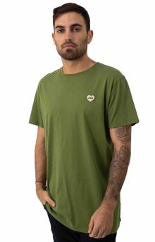 Hearts T-Shirt - Green