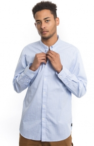 Barney Cools Clothing, B Schooled Button-Up Shirt - Blue