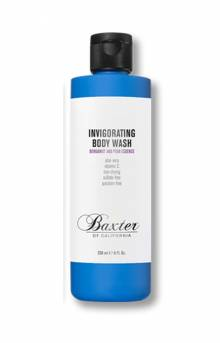 8 OZ Invigorating Body Wash - Bergamot & Pear Essence