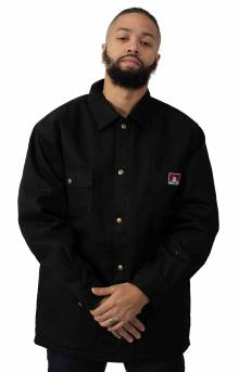 Original Front Snap Jacket - Black