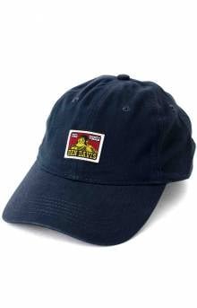 Unstructured Ball Cap - Navy