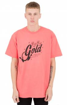 Strike T-Shirt - Coral