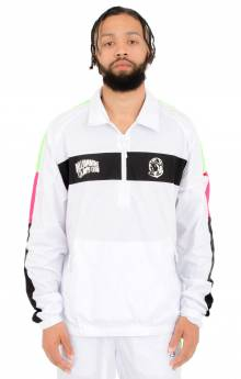 BB Air Break Windbreaker - White