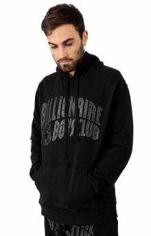 BB Arch Pullover Hoodie - Black