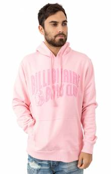 BB Arch Pullover Hoodie - Prism Pink