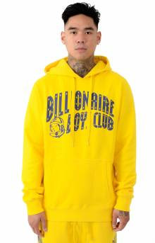 BB Arch Pullover Hoodie - Yellow
