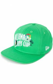 BB Arch Snap-Back Hat - Ming Green