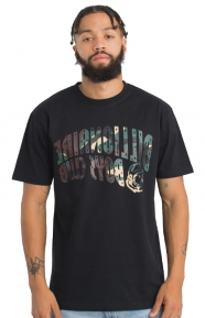 BB Backwards Camo T-Shirt - Black
