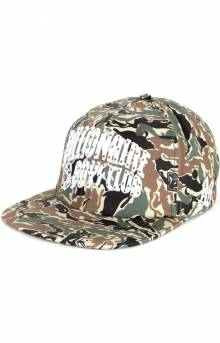 BB Big Air Snap-Back Hat - Overcast