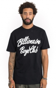 BB Billionaire Smile T-Shirt - Black
