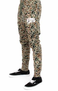 BB Camo Big Air Jogger - Four Leaf